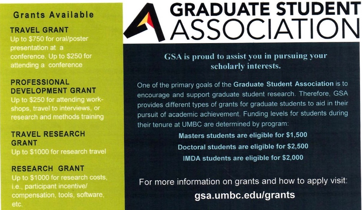 Requirements & Deadlines - The Graduate School at UMBC - UMBC