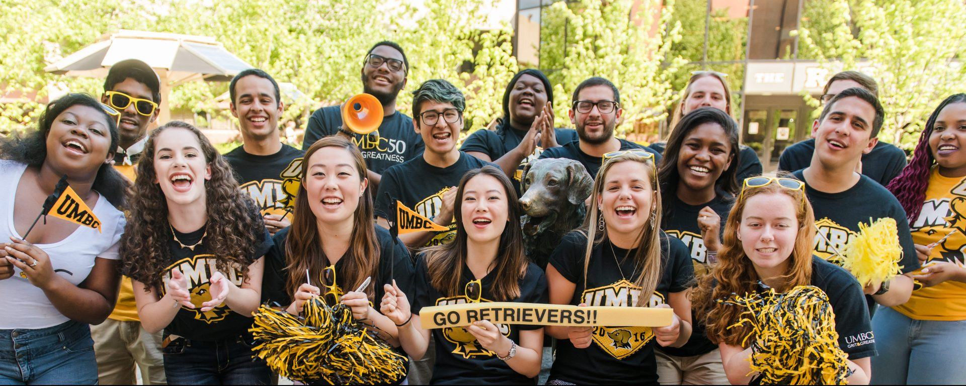 Growing UMBC community celebrates U.S. News spotlight on innovation and teaching