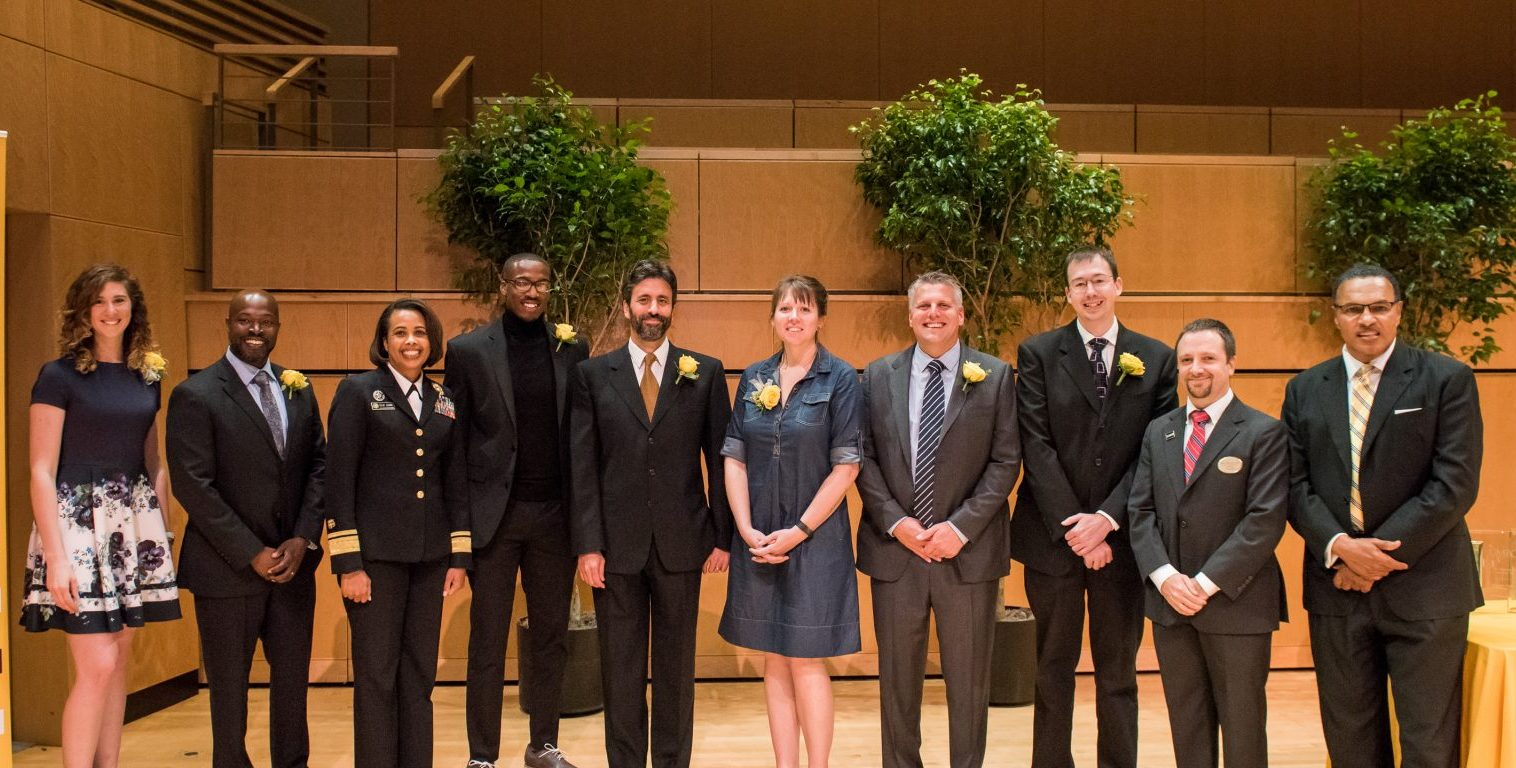2017 Alumni Awards celebrate impressive contributions across disciplines from UMBC alumni and faculty