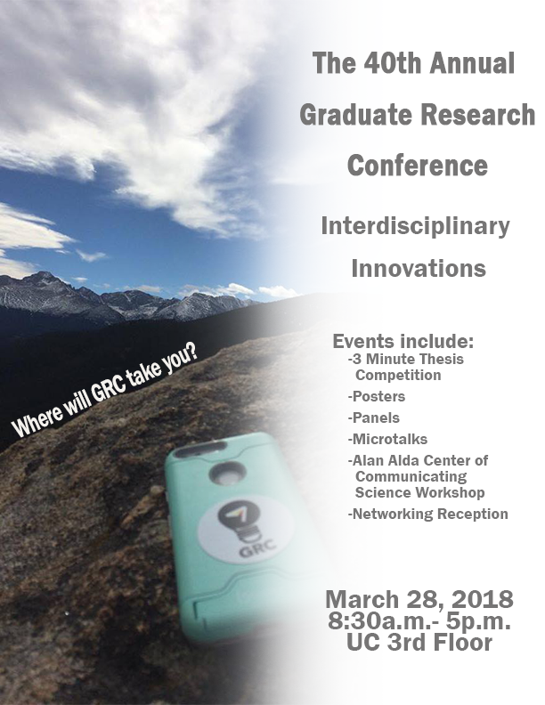 Graduate Research Conference