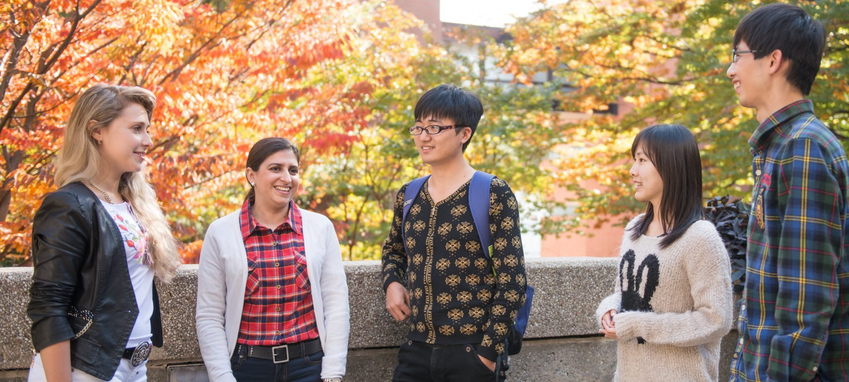UMBC named a top destination for international students