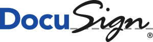 docusign logo with link to platform dashboard