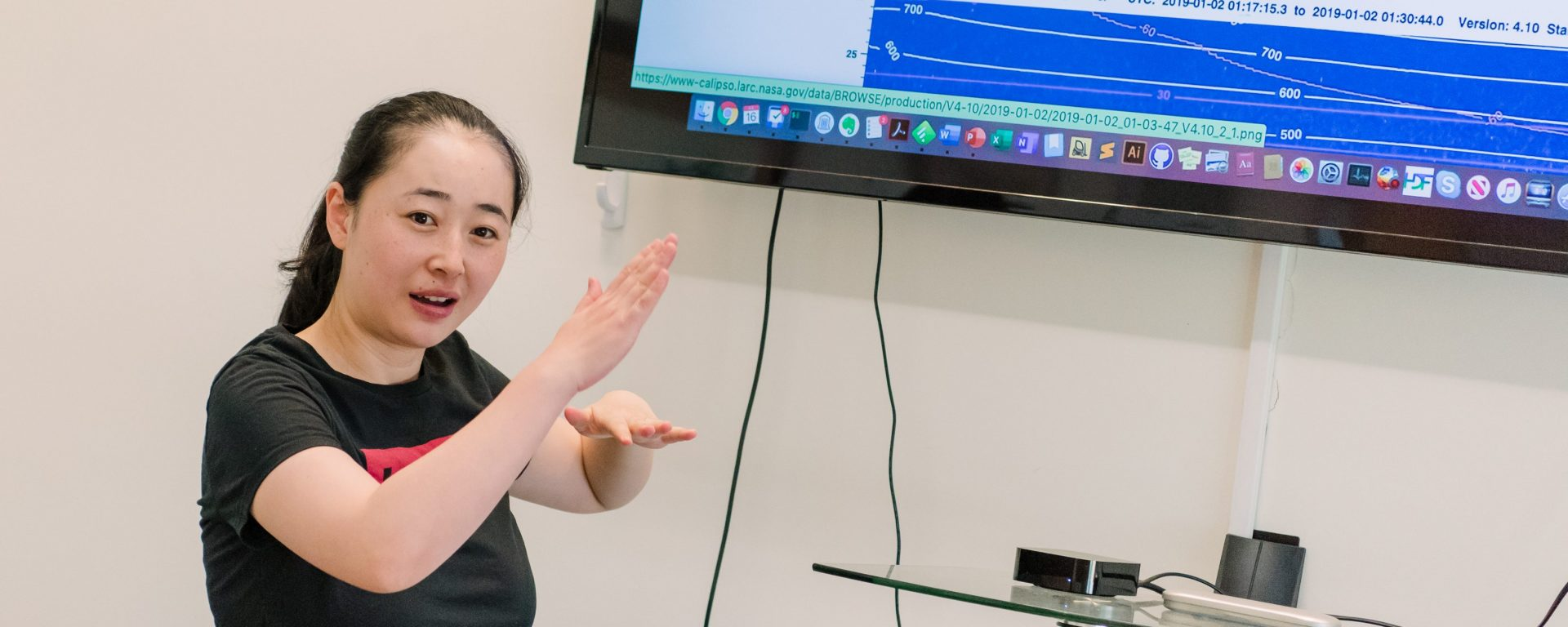 UMBC Ph.D. student Qianqian Song receives FINESST fellowship from NASA