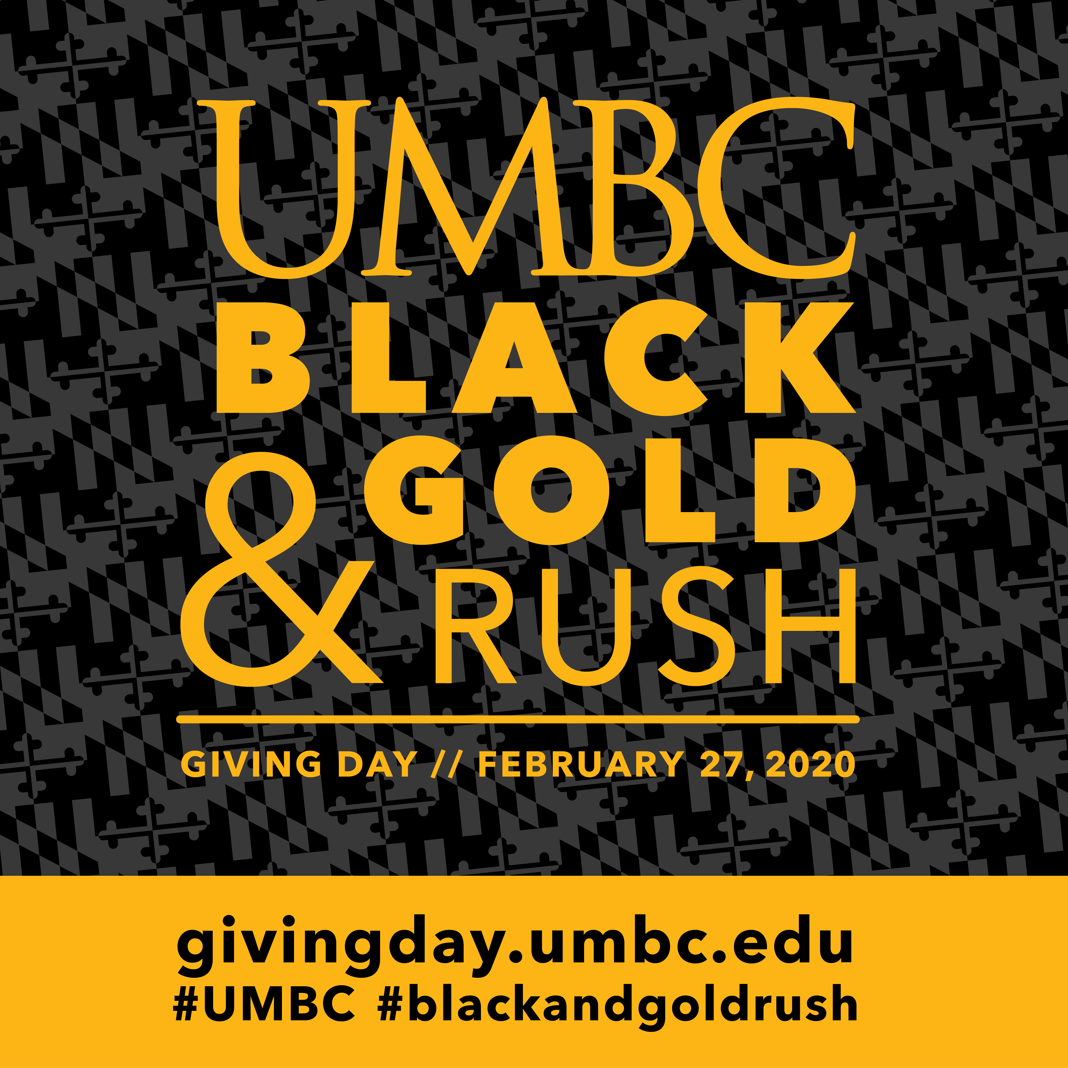 Get Involved on UMBC Giving Day, Thursday 2/27