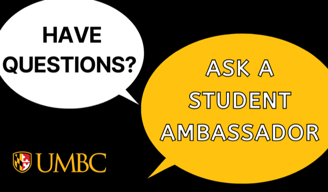 Connect With a Graduate Student Ambassador!